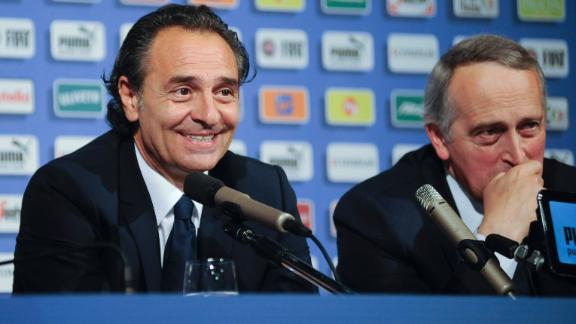 Abete: I believe Prandelli did his best
