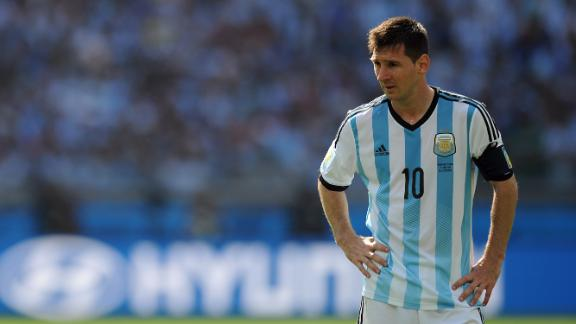 Messi is the wild card for Argentina