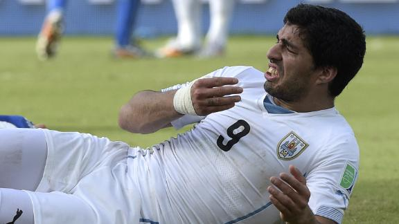 Suarez: These are just things that happen
