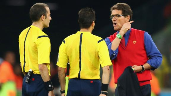 Capello: I never look for excuses