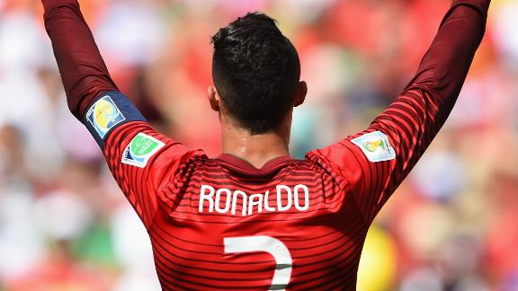 Men in Blazers: Ronaldo, a great American?