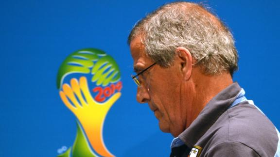 Tabarez: I resign from the FIFA committee