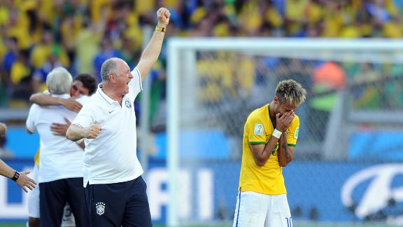 Brazil shaky in victory over Chile