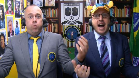 Men in Blazers: Boot Room Extra, Matchday 16