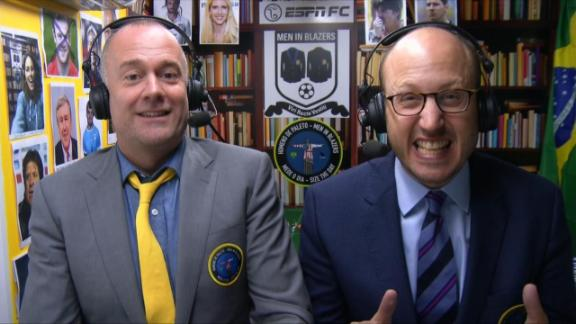 Men in Blazers: Bite-Gate revisited