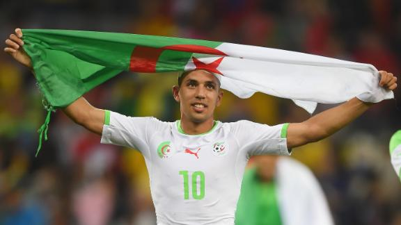 Algeria look to make history