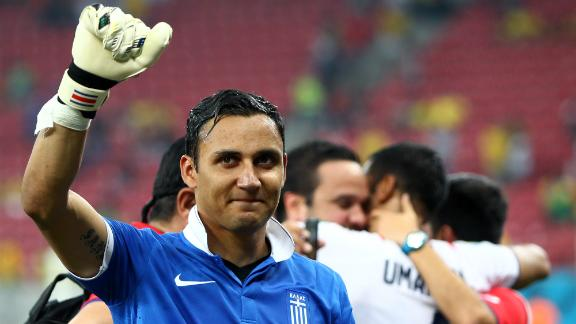 Navas: Our dream became a reality