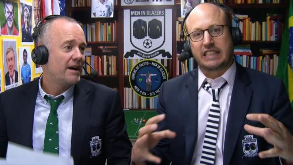 Men in Blazers: Boot Room Extra, Matchday 17