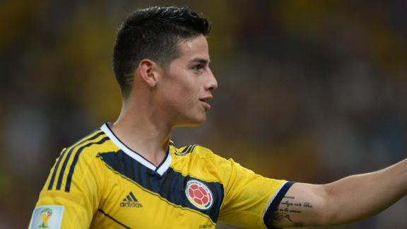 Tabarez: James is best player in tournament
