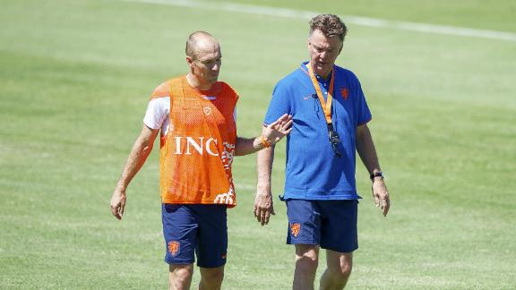 Netherlands still facing criticism