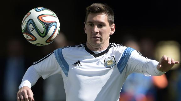 Argentina over-reliant on their captain?
