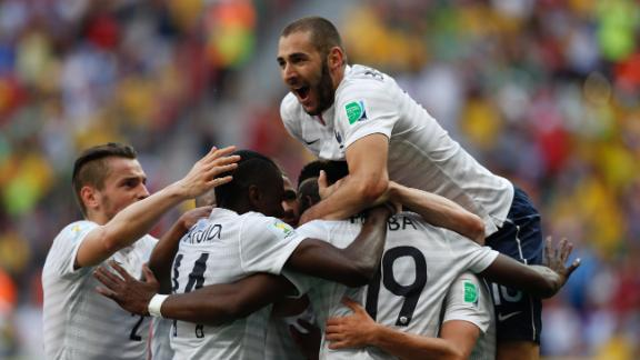 France confident after defeating Nigeria