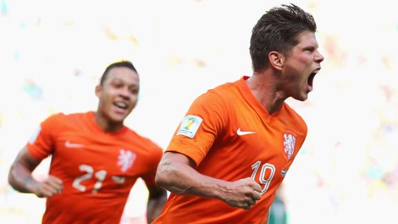 Netherlands the comeback kings?