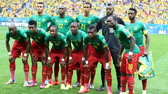 Cameroon investigates match-fixing claims