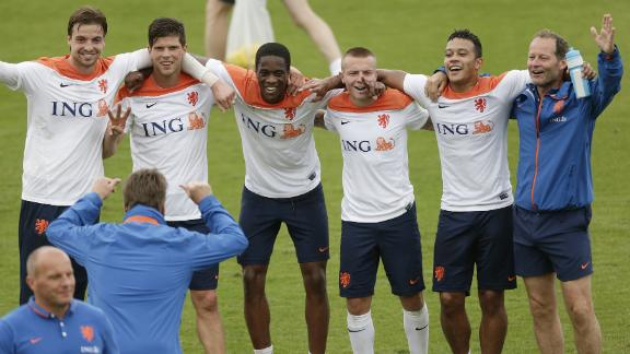 A mental game for the Dutch