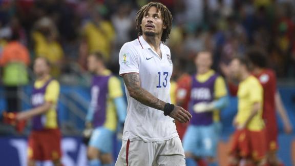 Jones: US soccer is coming