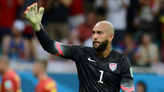 WATCH: All of Tim Howard's 16 saves
