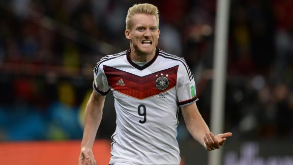 Schurrle looks forward to 'classic' match