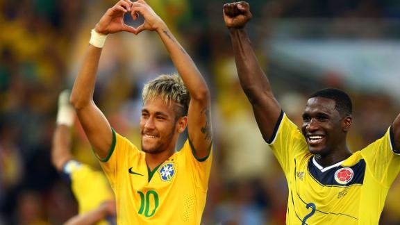 Brazil vs Colombia preview