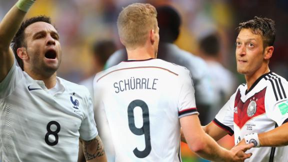 France vs Germany preview