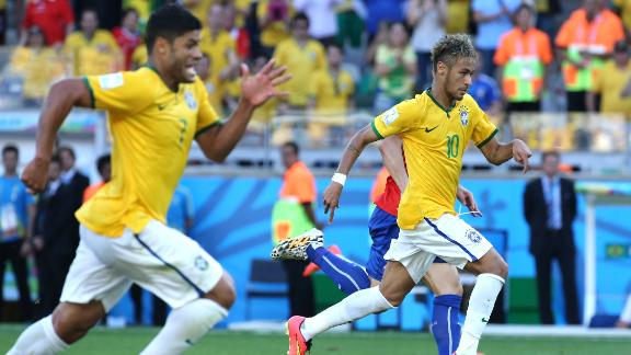 Brazil on course for World Cup glory?