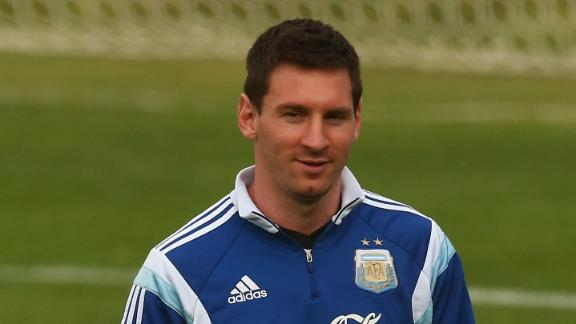 Wilmots: Messi brilliance can be a curse