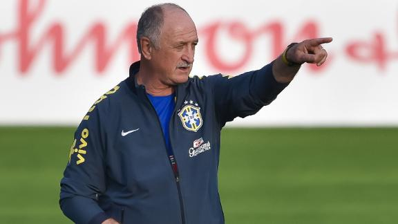 Scolari: We have the skills to get to the finals