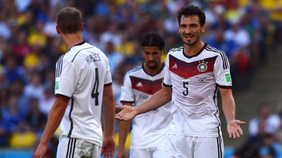 Ballack: Not a great game for Germany
