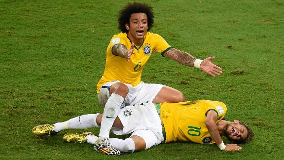 Brazil victory dampened by suspension and injury