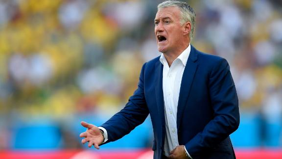 Deschamps: We were too timid