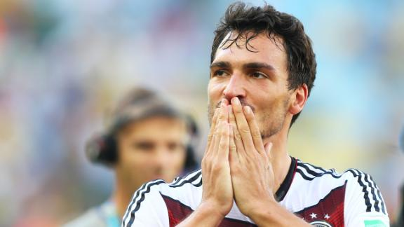 Germany not perfect, but deserving