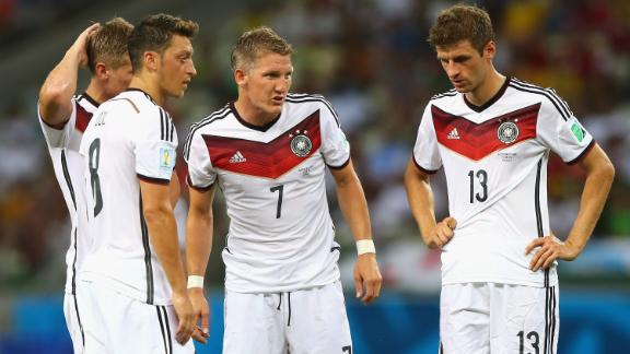 Germany's three stooges