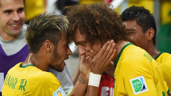 Brazil underdogs without Neymar?