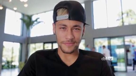 Neymar: Brazil will be champions