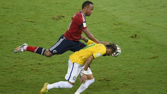 Punishment to come for tackle on Neymar?