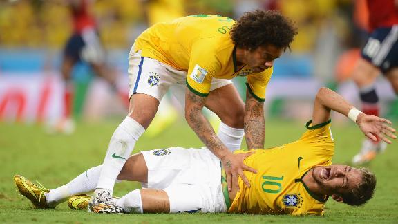 Ronaldo: Neymar can be replaced