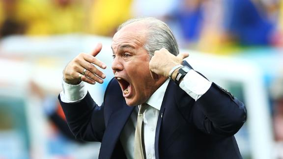Sabella upset after Neymar injury