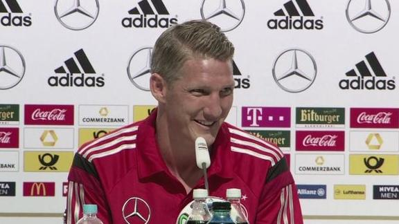 Schweinsteiger: Brazil not what they were