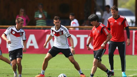 Germany unsure of starting XI to face Brazil