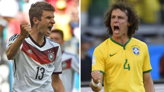 The keys to Brazil-Germany