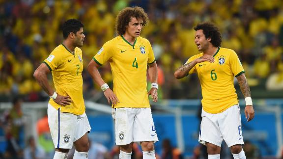 Can Brazil live up to their famous shirt?