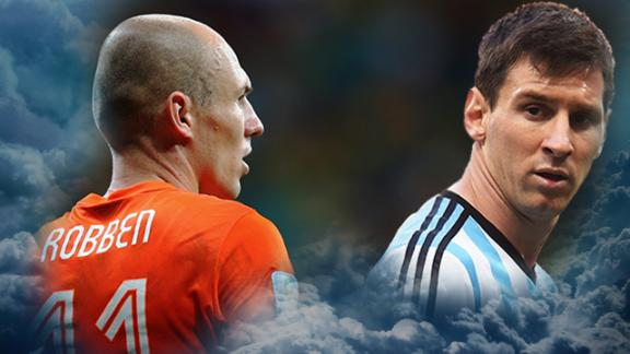 Arjen Robben or Lionel Messi?