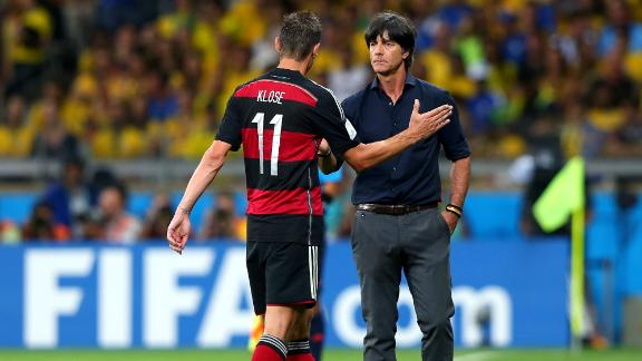 Low: Klose deserves the record