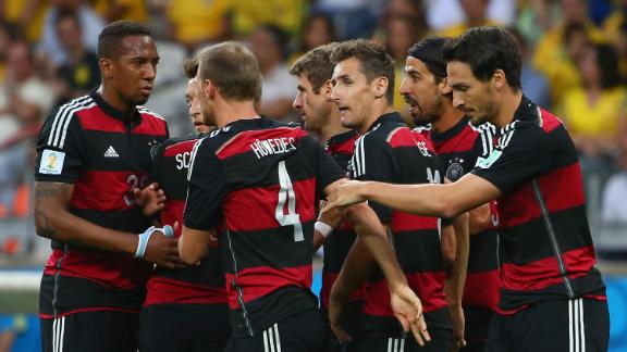 Can Germany break the curse?