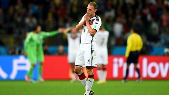 Howedes Germany's weakness?