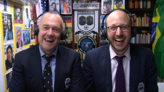 Men in Blazers: Favourite World Cup memories