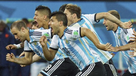 Midfield will be crucial for Argentina