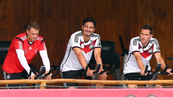 Hummels key to Germany's chances