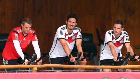 Hummels key to Germany's chances