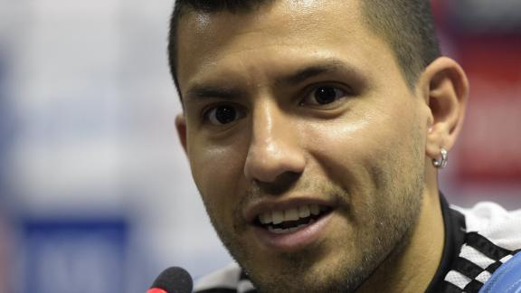 Aguero: Argentina are underdogs
